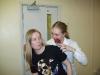 Creepy blonde girls