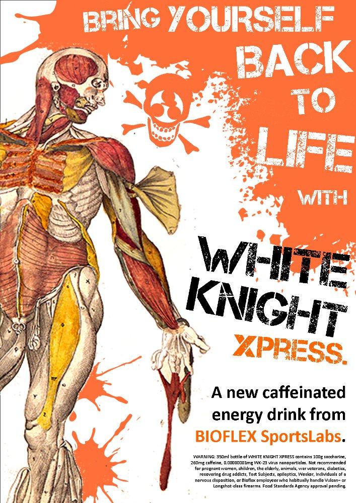 WhiteKnight-23 XPRESS