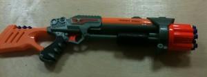 Lanard X-stream Shotgun