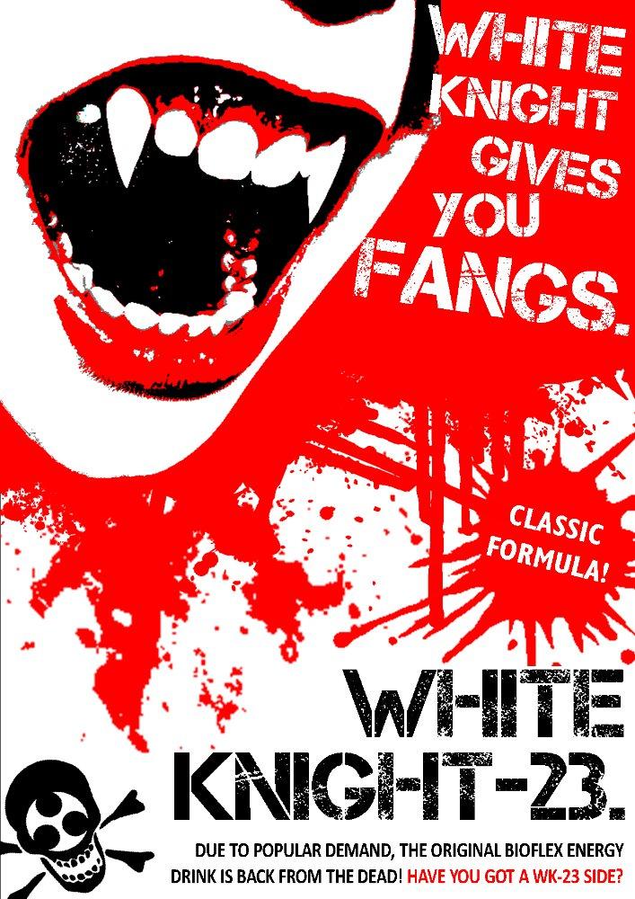 WhiteKnight-23 CLASSIC