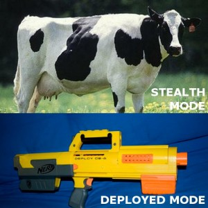 NERF Deploy suggestion