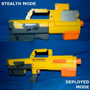 NERF Deploy